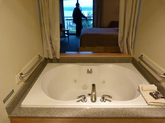 Friday Harbor House: Tub