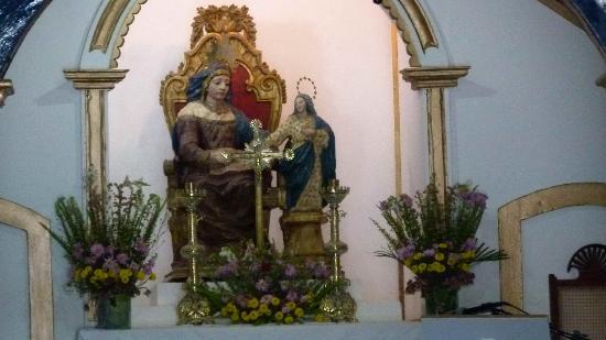 Igreja de Sant'Ana : Imagen de Santa Ana