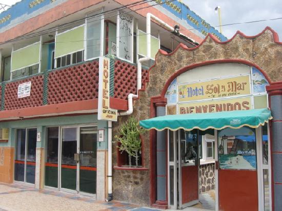 Sol y Mar: Hotel Soy y Mar