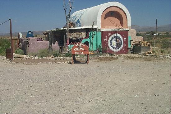 La Loma Del Chivo Hostel: hostel