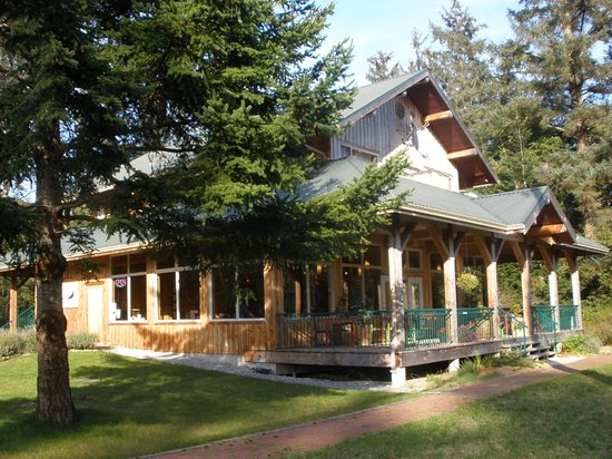 Our Timber Frame Lodge Restaurant Picture Of The
