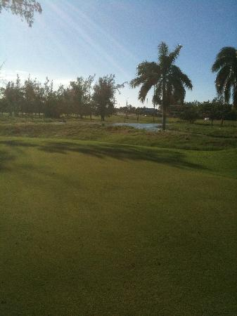 SuperClubs Ironshore Golf & Country Club: More coarse