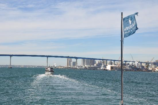 The Hornblower Emerald Picture Of Hornblower Cruises Amp Events San Diego Tripadvisor