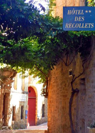 Hotel des Recollets: Beautiful location