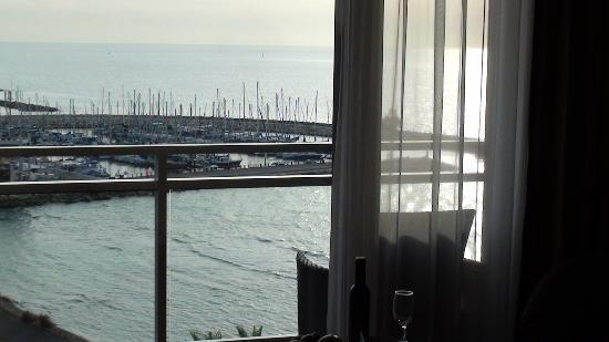 Hilton Tel Aviv: Balcony