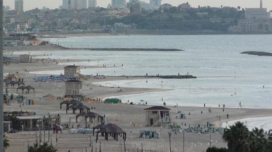 Hilton Tel Aviv: Balcony view