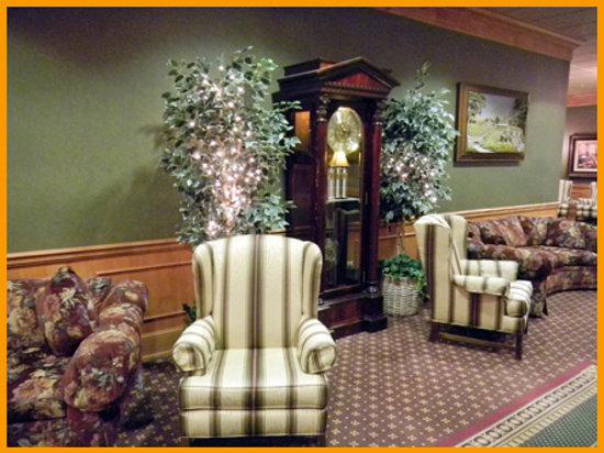 Shady Maple Smorgasbord The Lobby