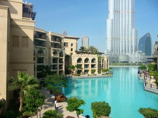 Room view picture of palace downtown dubai tripadvisor for Best hotels in downtown dubai
