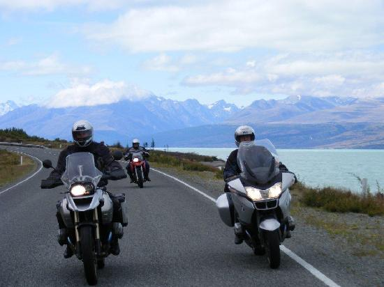 Paradise Motorcycle Day Tours