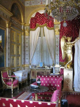 chateau de compi gne chambre de l 39 imp ratrice photo de musees et domain nationaux de. Black Bedroom Furniture Sets. Home Design Ideas