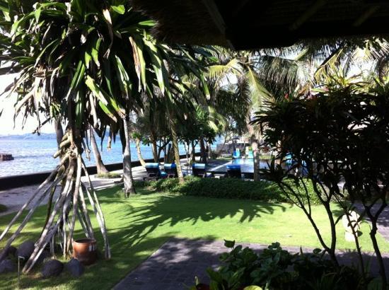 เดอะเนอร์วานา รีสอร์ท แอนด์ สปา: ocean view bungalow