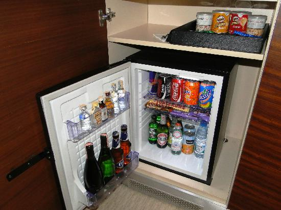 Swissotel Grand Efes Izmir - Premier Room - mini-bar