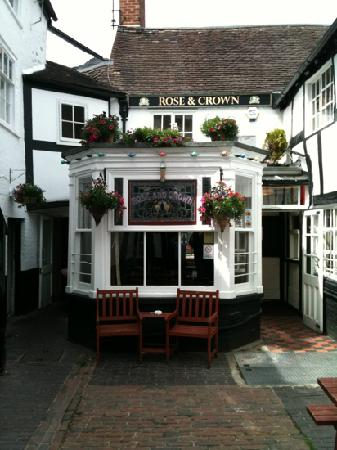 The Rose and Crown: Rose and Crown