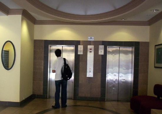 Parkridge Corporate Apartments : Lobby