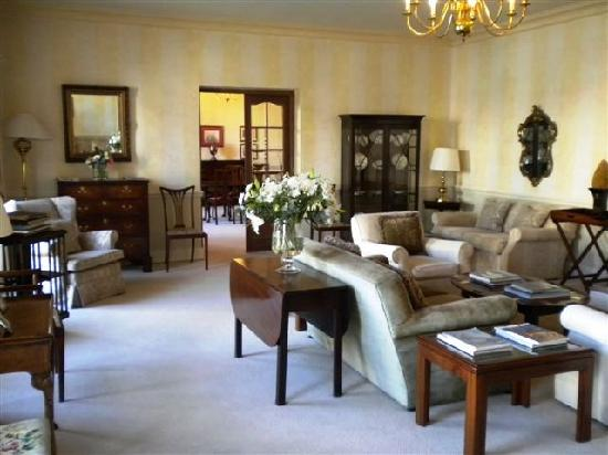 The Plettenberg Hotel: Elegant decor at The Plettenberg