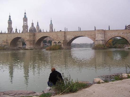 El Ebro: Fisherman