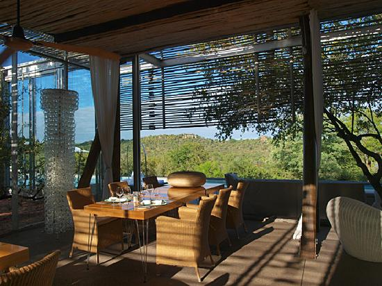 Singita Lebombo Lodge: Singita Lembombo Lodge