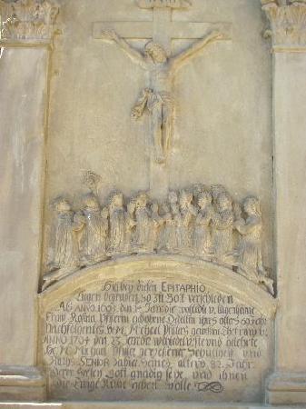 St. Sebastian: epitaph