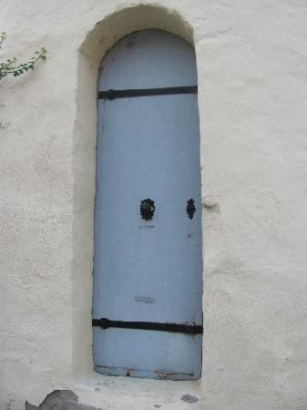 Trafoturm : entrance