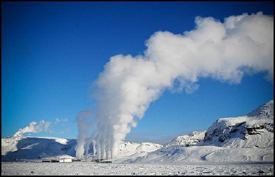 Хверагерди, Исландия: Hellisheidi Geothermal area