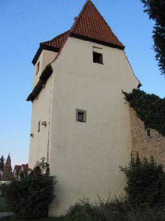Friesentor: outer wall