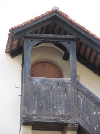 Oberes Maintor: entrance
