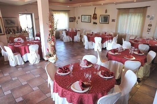 Sant'Angelo Romano, איטליה: www.ristorantedagabry.it / 0774344109