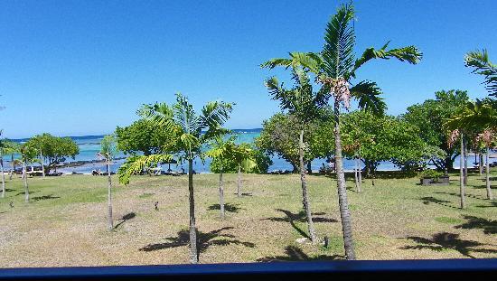 Club Med La Pointe aux Canonniers: Vue de la chambre