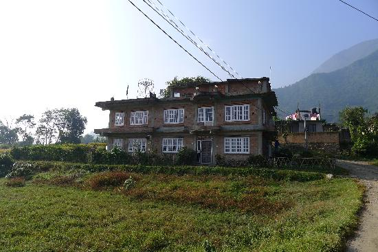 Homestay Nepal: The house