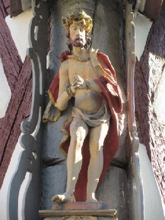Zehnthofgebaude: Heiligenbild