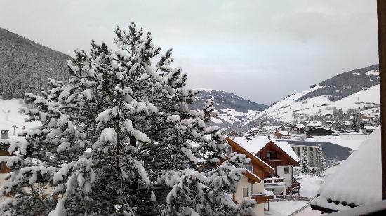 Residence Garni Rautal: Dal nostro balcone...un incanto!!