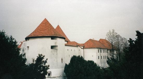 Varazdin, Croatia: Schloss Varaždin