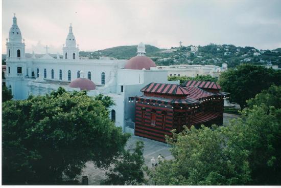 Hotel Melia Ponce - vista dalla camera