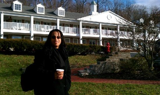 Inn on the Hudson: Nice place