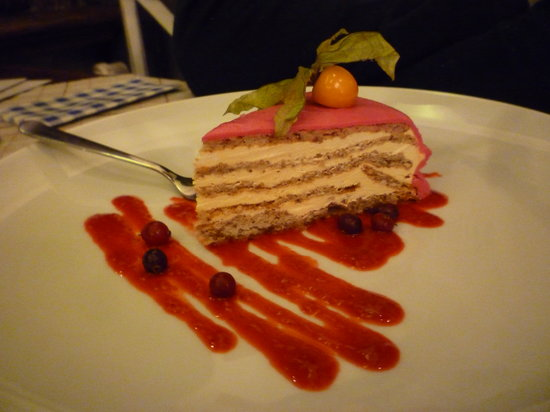 Fazenda Bazars: dessert!
