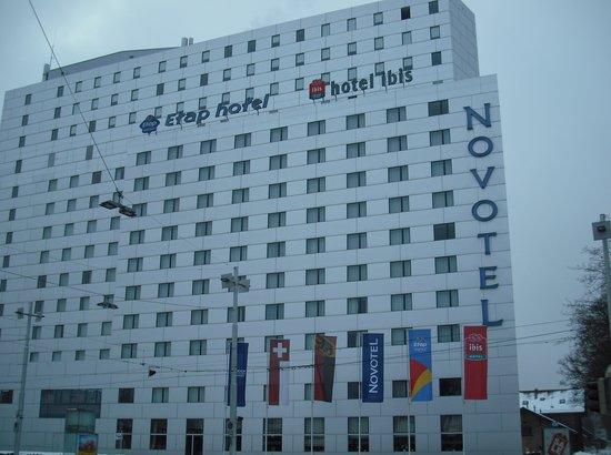 Ibis Bern Expo :                                     Esterno dell'hotel
