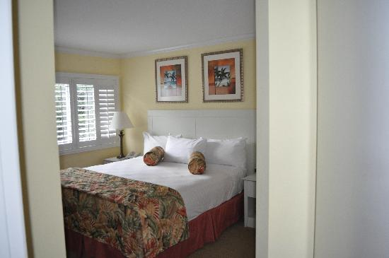 Inn at the Beach: Bedroom