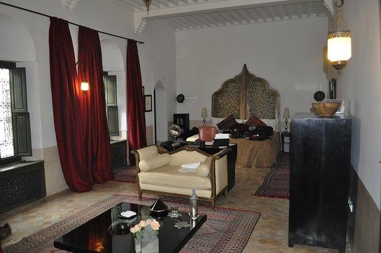 رياض فرناطشي: Suite 5 Riad Farnatchi