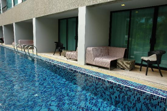 B-Lay Tong Phuket: rooms