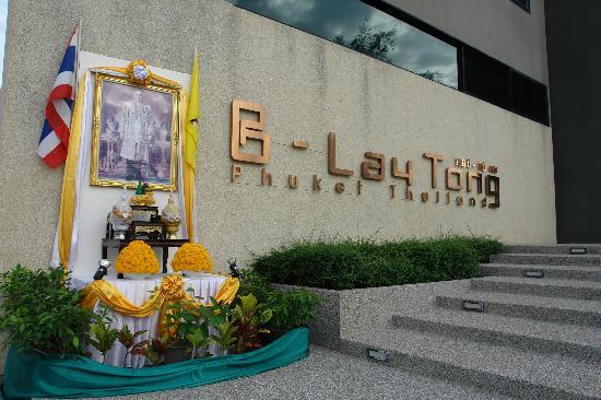 B-Lay Tong Phuket: hotel