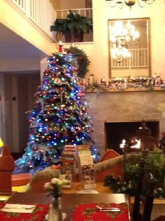 BEST WESTERN PLUS Elm House Inn: christmas reception