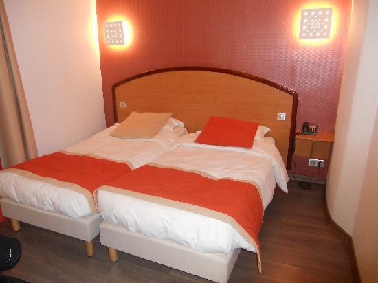 Meridional Hotel: Room
