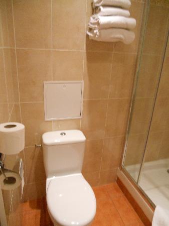 أوتيل ميريدونال: Bathroom