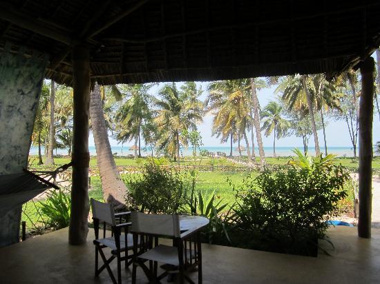 Butiama Beach: Our view