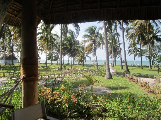 Butiama Beach: view