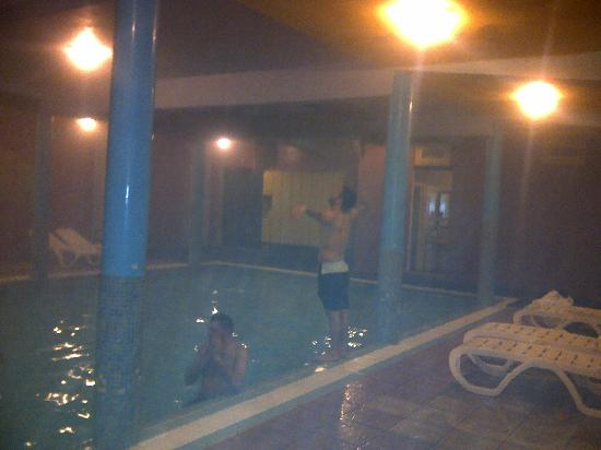 Indoor pool picture of pineland hotel and health resort deir el harf tripadvisor for Indoor swimming pool in lebanon