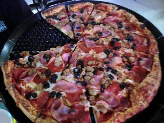 Padre Island Pizza Corpus Christi Tx
