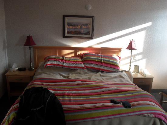 Smugglers Cove Inn: Unser Hotelzimmer