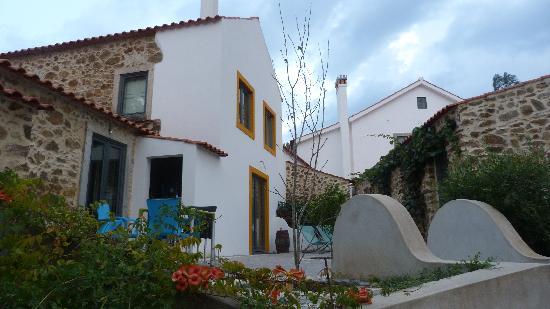 Casa do Alferes Curado: the house