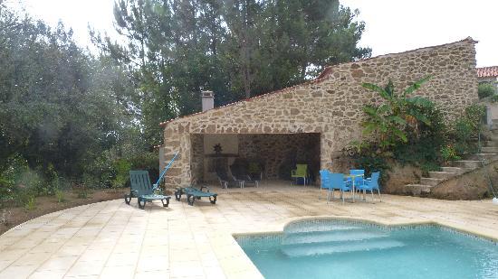 Casa do Alferes Curado: the swimming pool